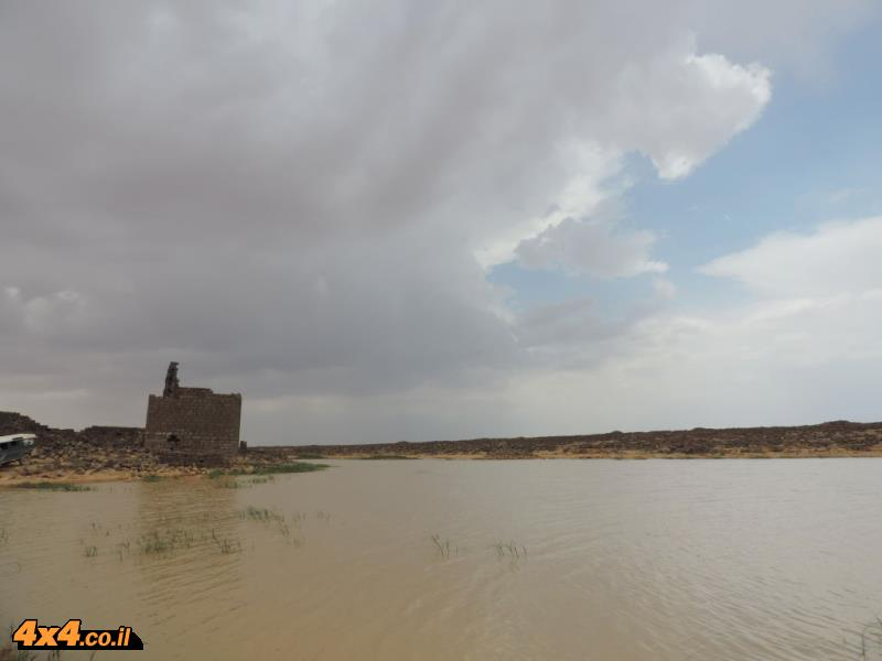 תמונות מהיום הרביעי במדבר - הכי מזרחה שיש