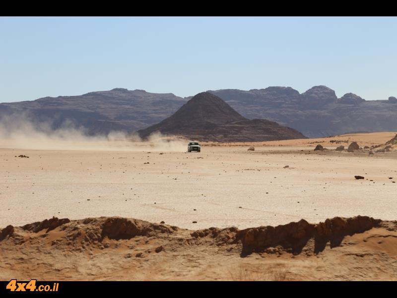 תמונות מהיום הראשון במדבר הדרומי