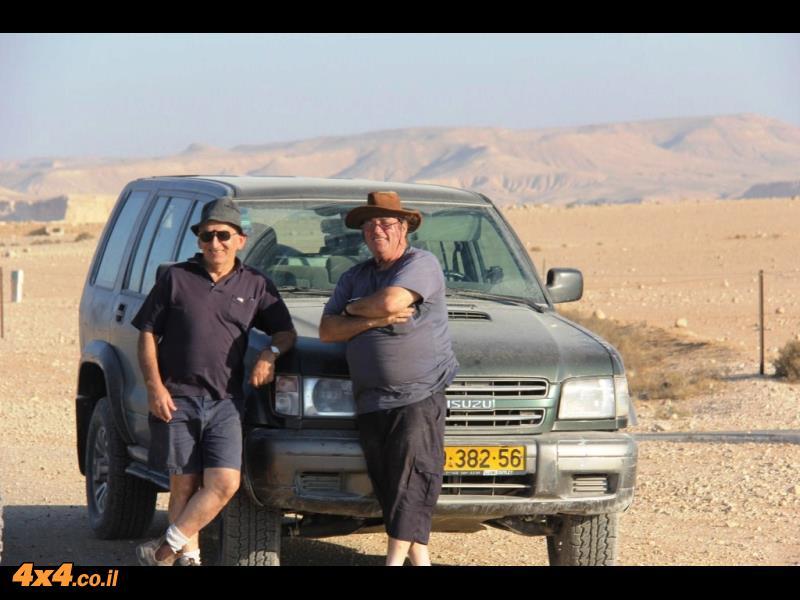 שישי אתגרי - מאשלים לשדה בוקר - אוג' 2014