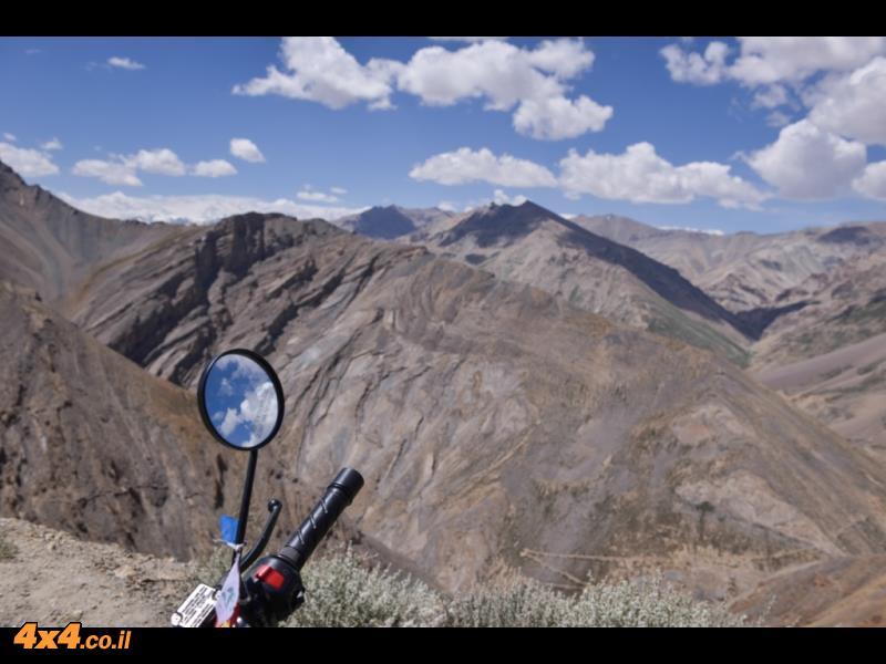 מטפסים ממנאלי למעברים הגבוהים