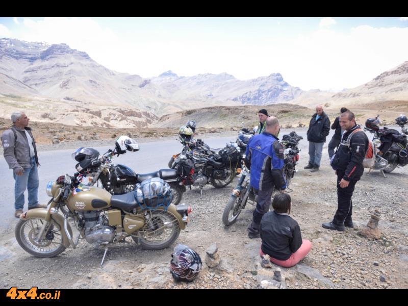 הודו אופנועים - אוגוסט 2014