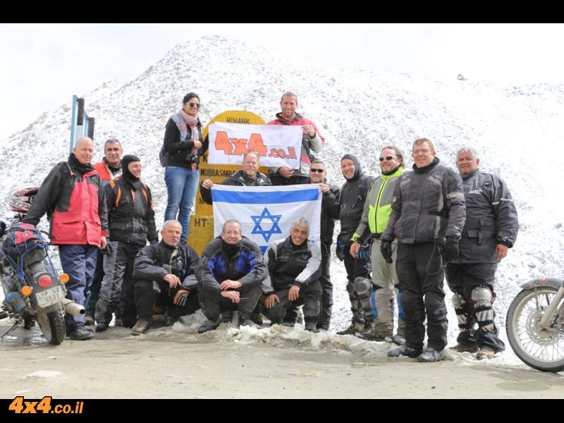 הקרדונגלה - מעבר ההרים המוטורי הגבוה בעולם, 5,602 מטרים!