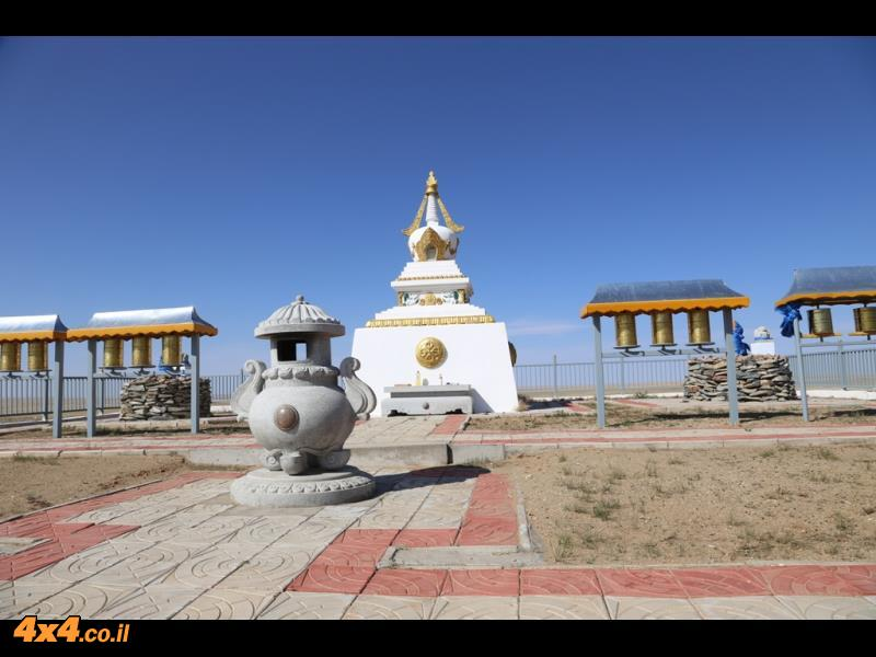 תמונות מהיום השני למסע במונגוליה