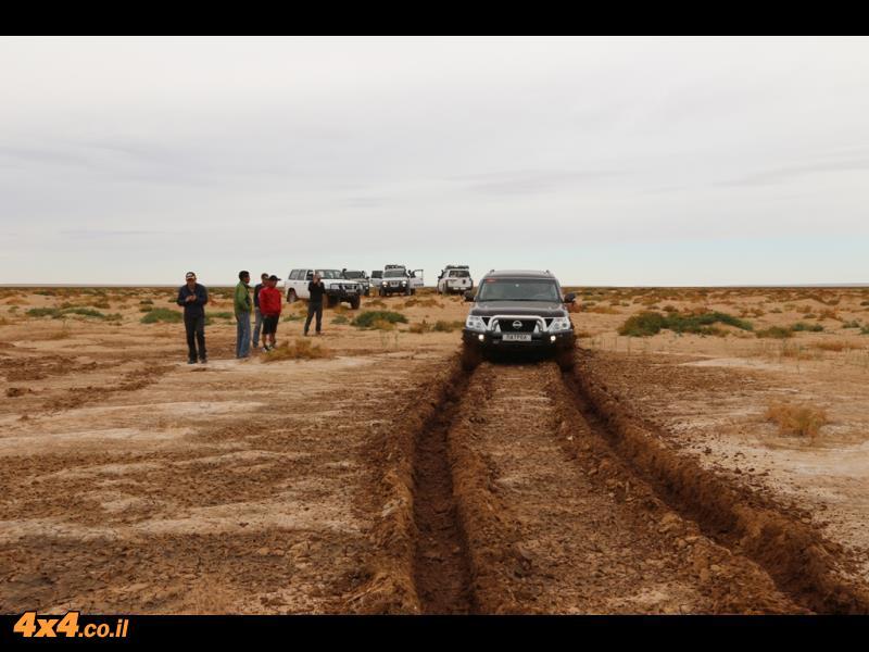 תמונות מהיום השלישי למסע במונגוליה