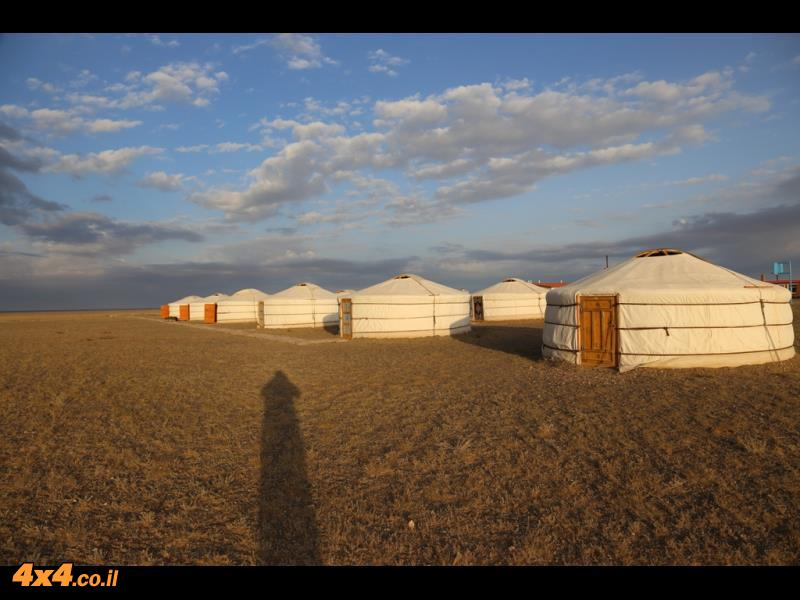 תמונות מהיום הרביעי למסע במונגוליה