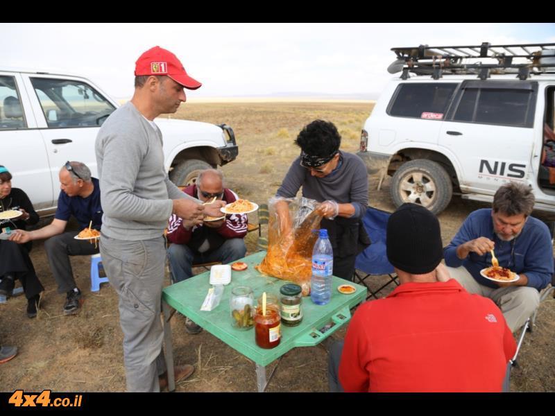 תמונות מהיום החמישי למסע במונגוליה