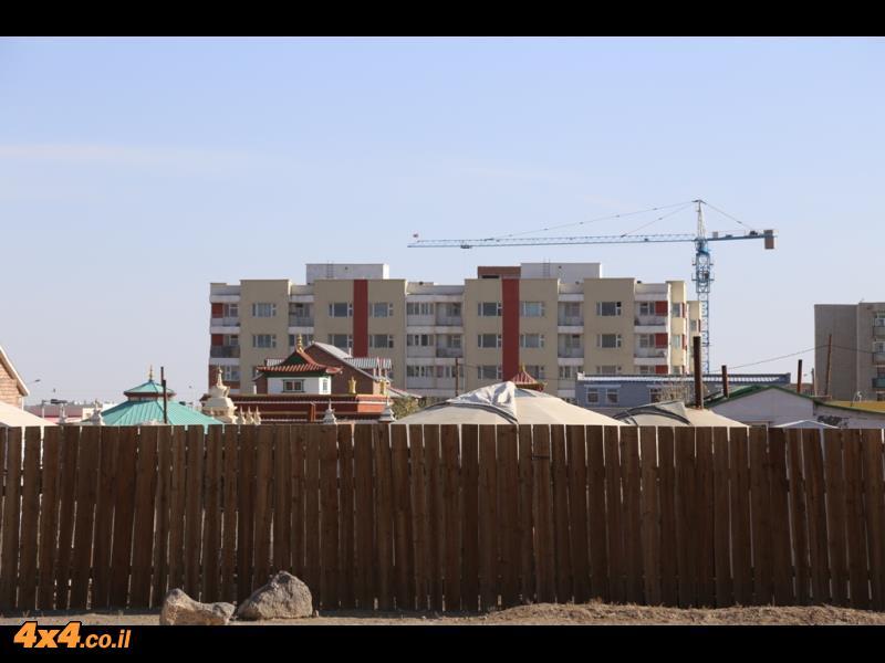 תמונות מהיום השישי למסע במונגוליה