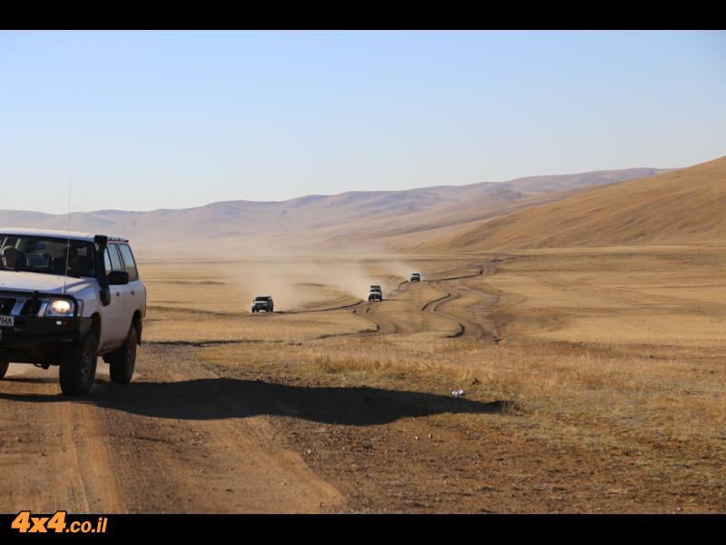 תמונות מהיום השמיני למסע במונגוליה