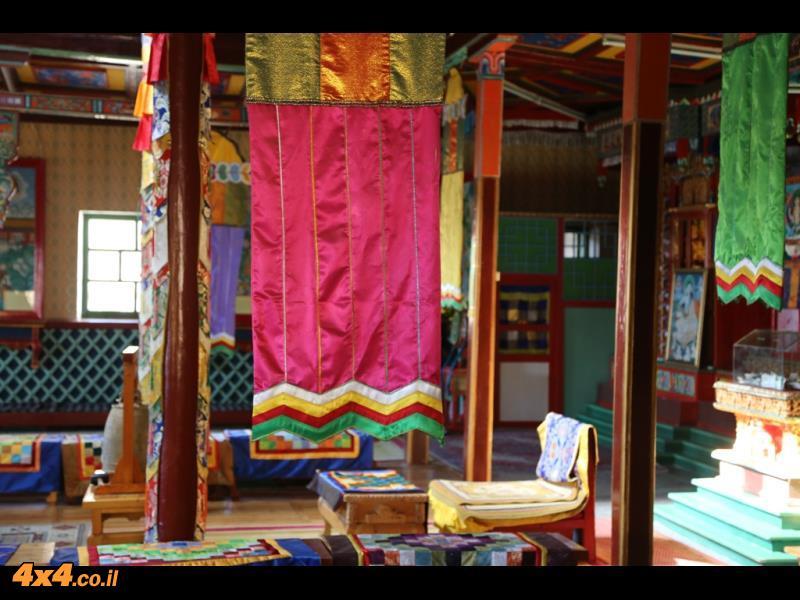 מקדש אריאהבלה בעמק טרלאג