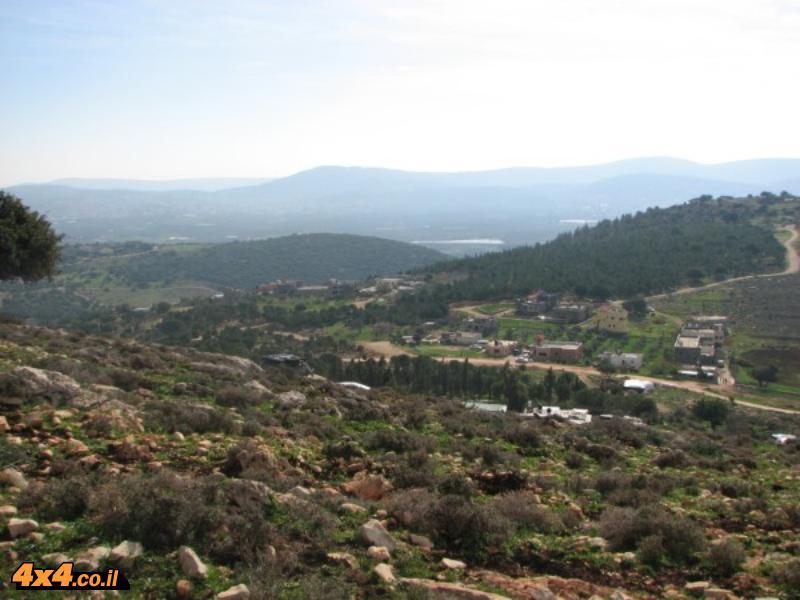 טיול מועדון סובארו לנחל חילזון והר כמון - דרור בן נבט - 20/11/2010