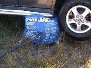 ג'ק/כרית אויר מקצועי 4 טון