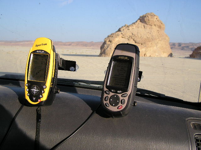 קורס ניווט עם מכשירי GPS מקצועיים