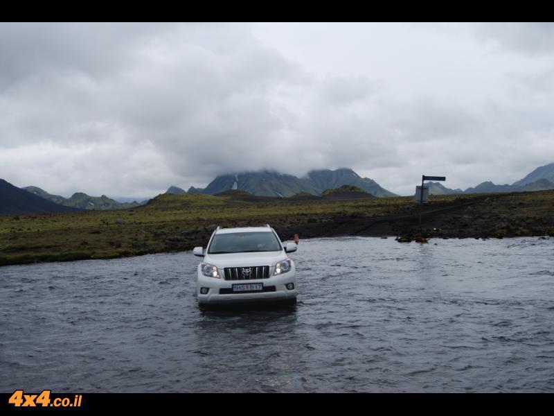 איסלנד - הרפתקה מיוחדת בלב השטח
