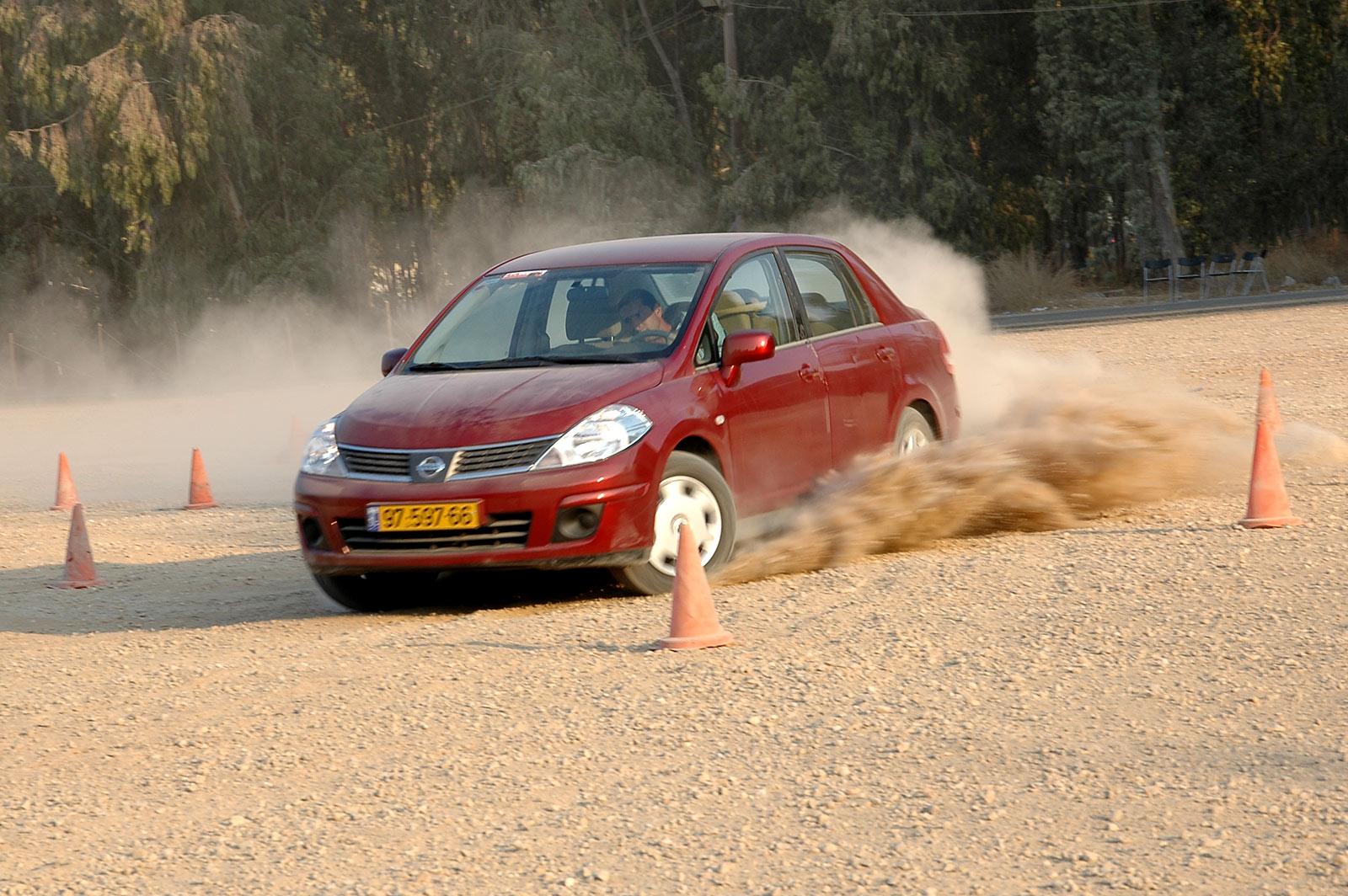 כביש / ספורט - הדרכות נהיגה