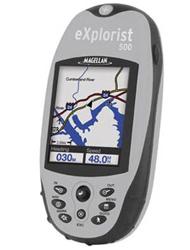 מכשירי GPS של מגלן Magellan