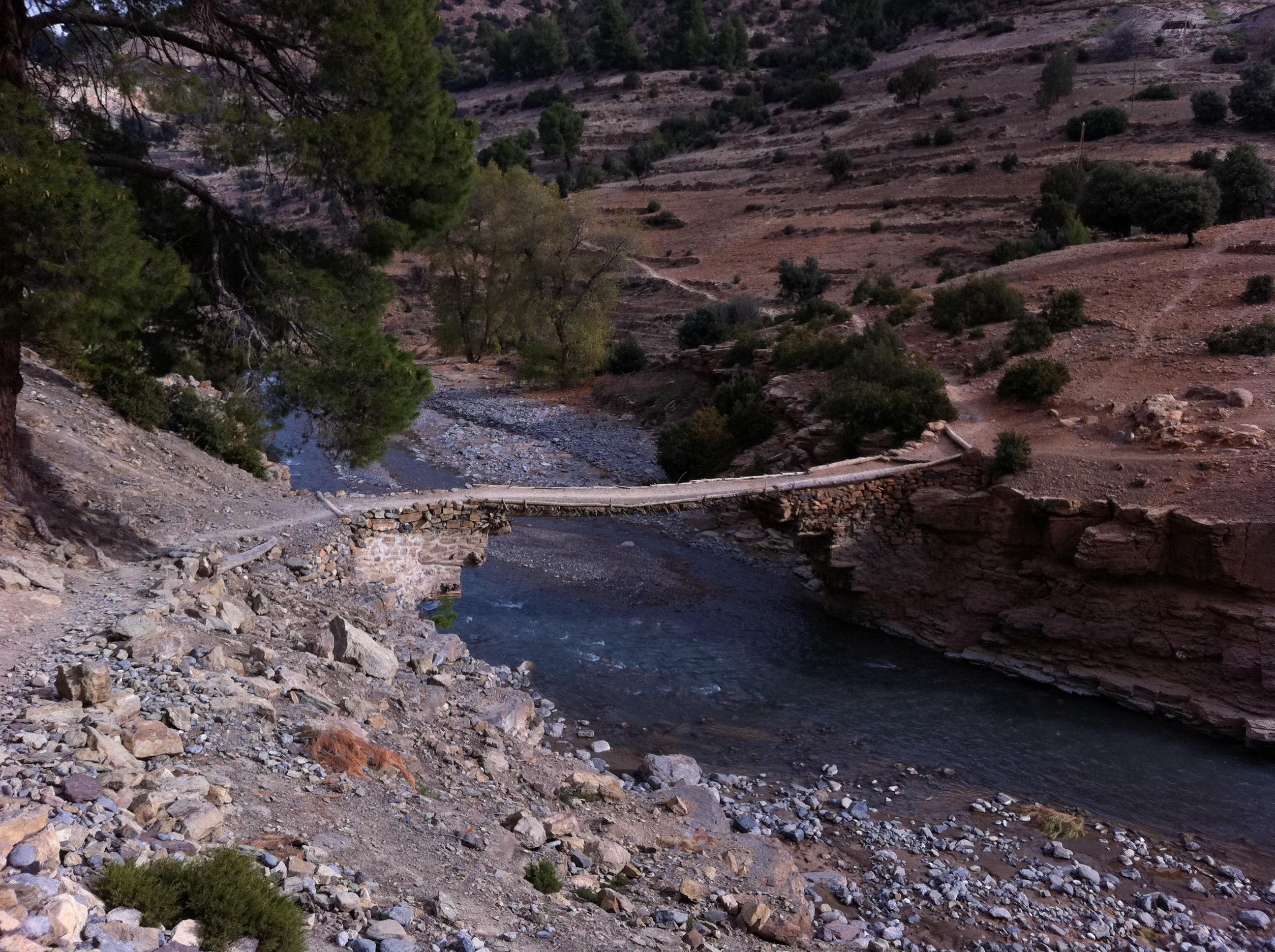 מרוקו - מסע אופנועי טורינג סובב הרי האטלס