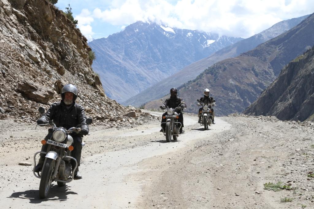 מסעות אופנועים / טרקטורונים