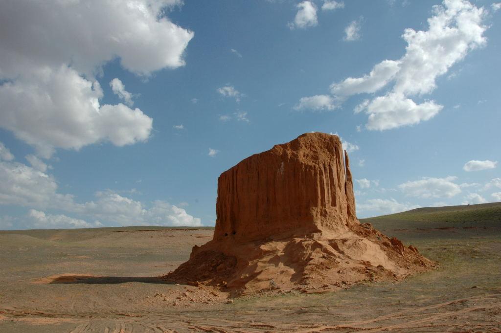 מונגוליה - מסע אופנועים למדבר גובי