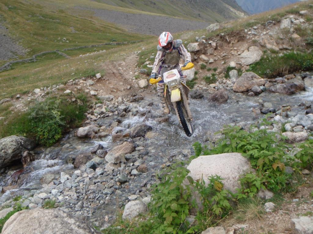 טורקיה - אופנועי שטח: מסע אנדורו אתגרי במרעולים של הקצ'קר