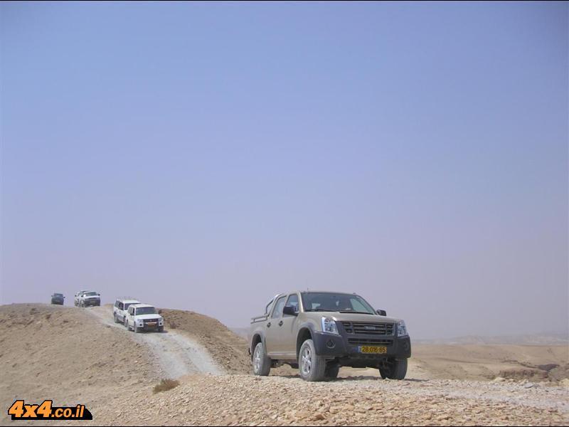נופים ואתגרים במדבר יהודה