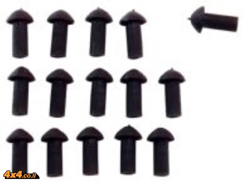 פטריות עבור ערכת תיקון פנצ'ר STOP & GO