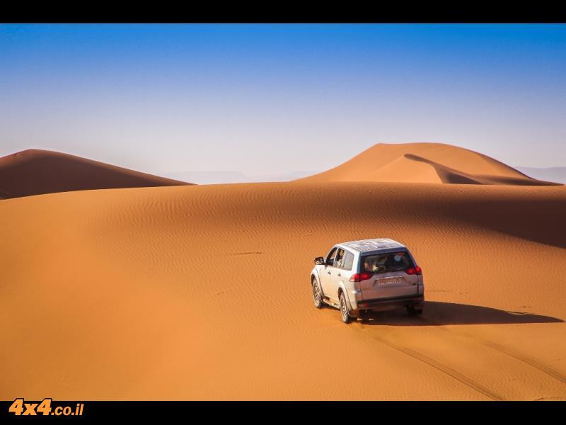 מרוקו - טיול ג'יפים 10 ימים - חוצה הרי האטלס והדיונות של הסהרה
