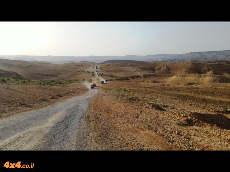 מסע חוצה ישראל - 5 ימים - פסח 2017 - 12/04/2017