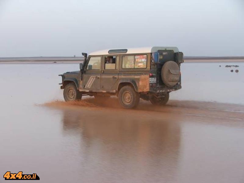 מסע מדברי מיוחד לוואדי ראם, לקע ג'עפר ולערבה שבדרום ירדן