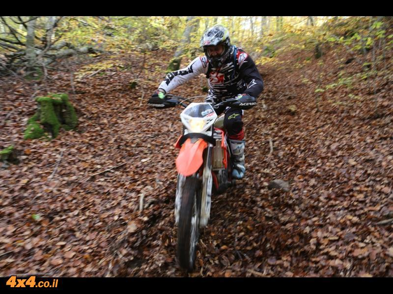 צפון יוון - מסע אופנועי אנדורו מודרך ומיוחד