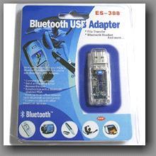 מתאם בלוטוס Bluetooth בחיבור USB