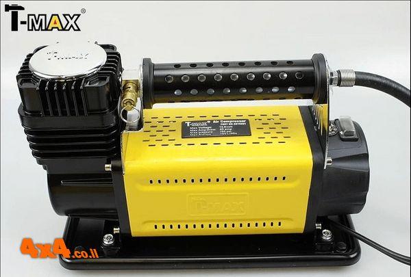 T-MAX קומפרסור - מדחס אוויר גדול ניפוח צמיגים