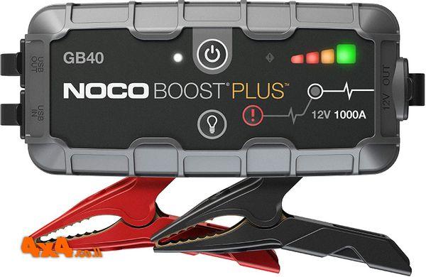 בוסטר התנעה NOCO GB40