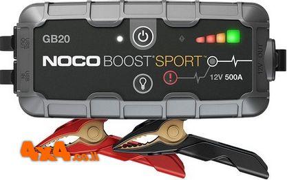 בוסטר התנעה NOCO GB20