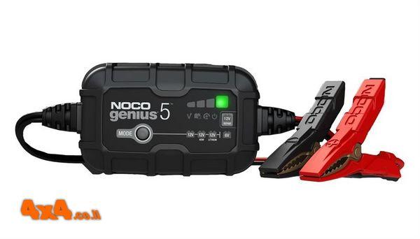 מטען אוניברסלי NOCO Genius 5
